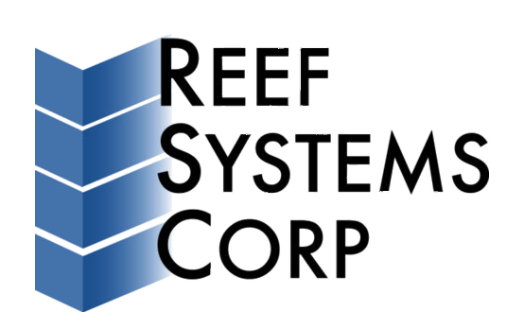 Reef Systems Logo (Sharp)